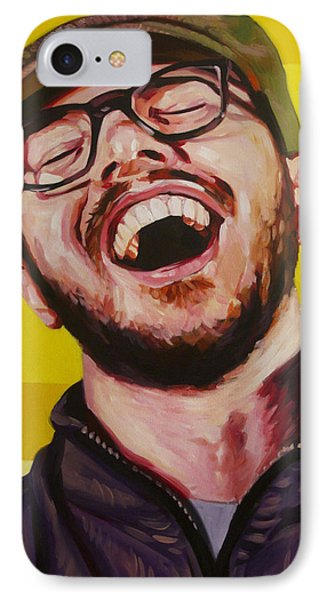 Phil IPhone Case by Steve Hunter