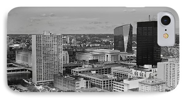 Philadelphia - A View Across The Schuylkill River IPhone Case