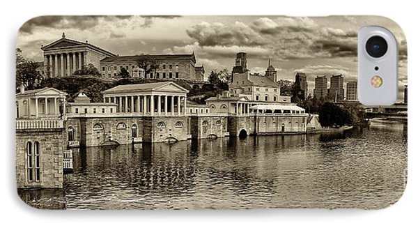 Philadelphia Art Museum 8 Phone Case by Jack Paolini