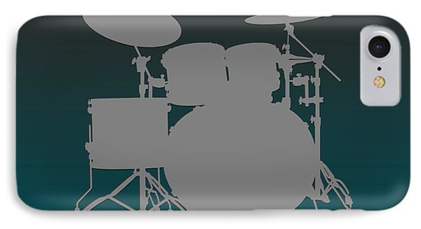 Philadelphia Eagles Drum Set IPhone Case by Joe Hamilton