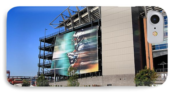 Philadelphia Eagles - Lincoln Financial Field IPhone Case