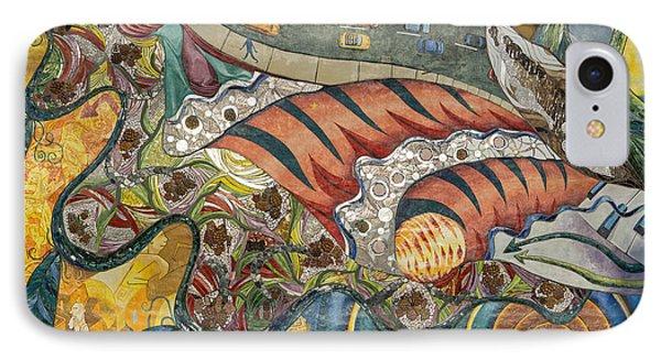 Philadelphia Mural Phone Case by John Greim