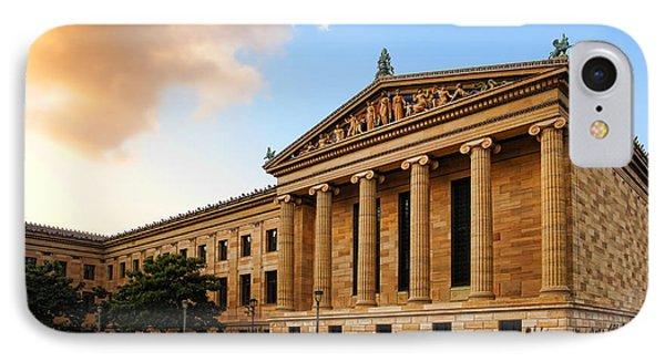 Philadelphia Museum Of Art IPhone Case