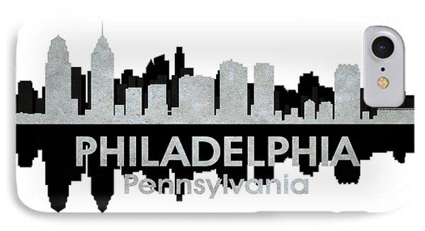 Philadelphia Pa 4 Phone Case by Angelina Vick