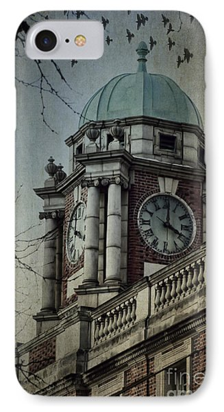 Philadelphia Tour IPhone Case by Judy Wolinsky