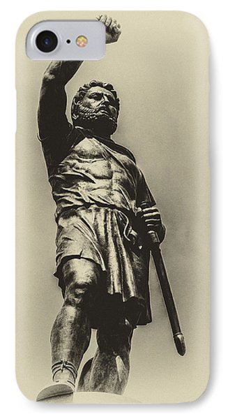 Philip 2 Of Macedon IPhone Case by Yevgeni Kacnelson