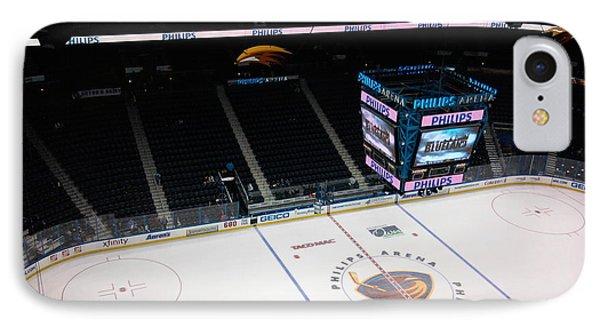 Phillips Arena IPhone Case