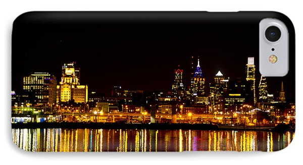 Philly Nights Phone Case by Bill Cannon