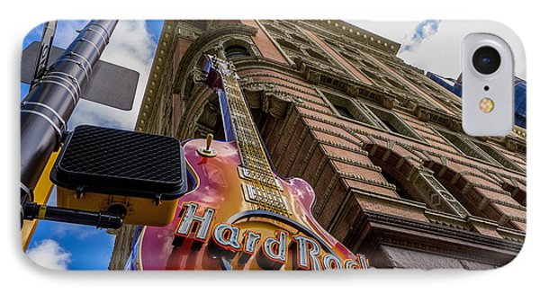 IPhone Case featuring the photograph Philly Rocks Hard by Glenn DiPaola