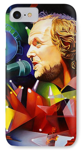 Phish Full Band Mcconnell Phone Case by Joshua Morton