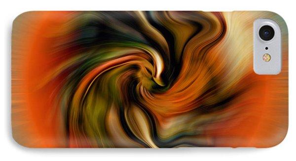 Phoenix Phone Case by Alessandro Della Pietra