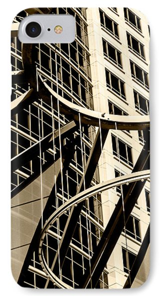 Phoenix Architecture IPhone Case