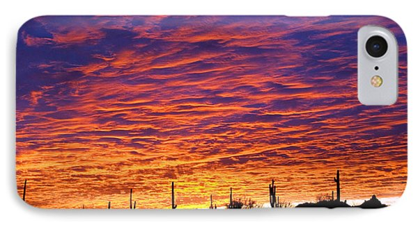 Phoenix Sunrise IPhone Case