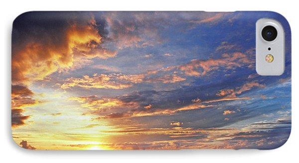 Photo Shoot Sunset Banzai Beach IPhone Case by Thomas R Fletcher