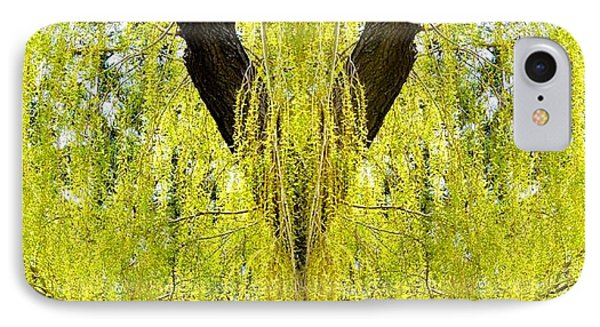Photo Synthesis 5 IPhone Case by Will Borden