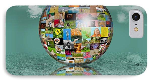 Photo World IPhone Case by Image World