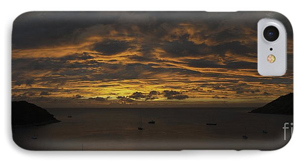 Phuket Sunset IPhone Case by Alex Dudley