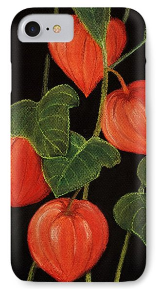 Physalis Phone Case by Anastasiya Malakhova
