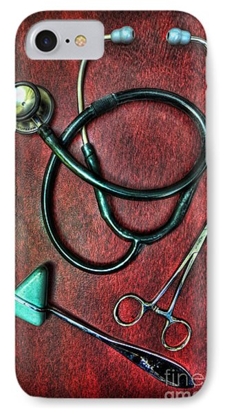 Physician's Tools  Phone Case by Lee Dos Santos