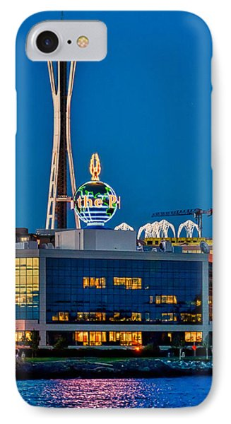 Pi And The Needle IPhone Case