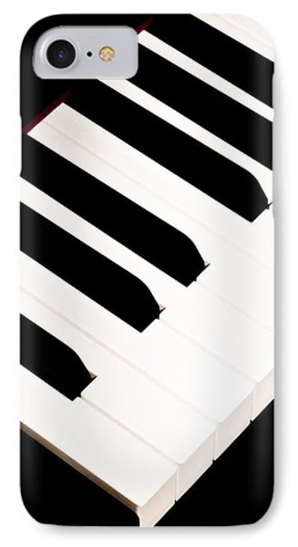 Piano Phone Case by Bob Orsillo