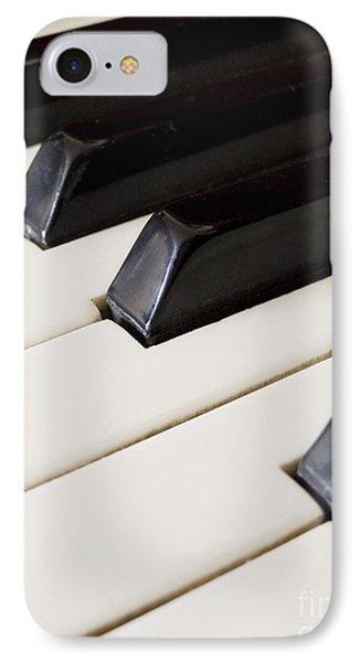 Piano Keys Phone Case by Jelena Jovanovic
