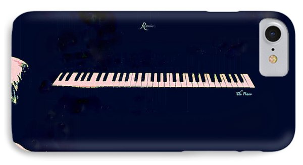 Piano IPhone Case by YoMamaBird Rhonda