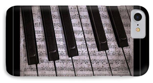 Pianoforte Classic Phone Case by John Stephens