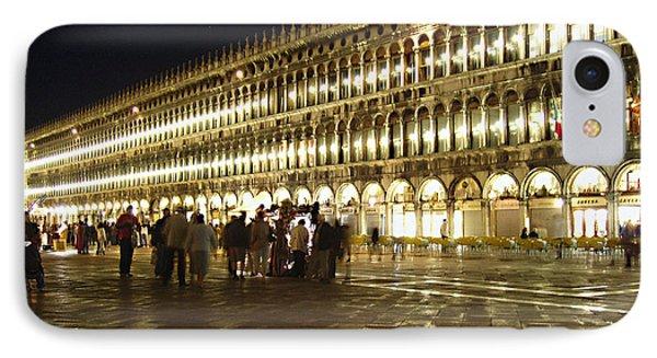 Piazza San Marco Phone Case by Ellen Henneke
