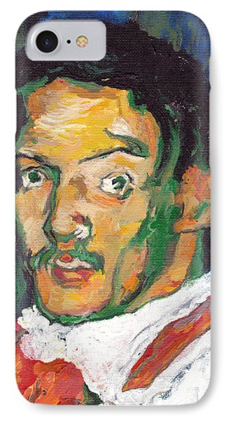 Picasso Phone Case by Tom Roderick
