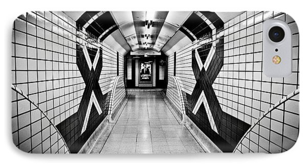 Piccadilly Circus Subway IPhone Case