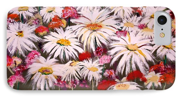 IPhone Case featuring the painting Pick One For Me by Lori  Lovetere