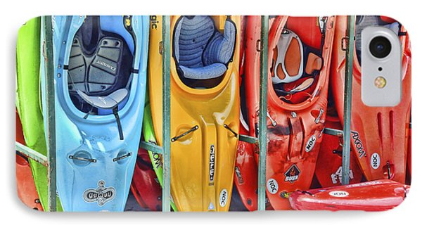 Pick Your Color IPhone Case by Kenny Francis