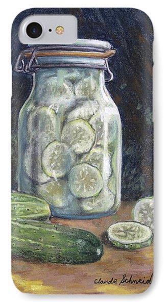Pickled Cucumbers IPhone Case