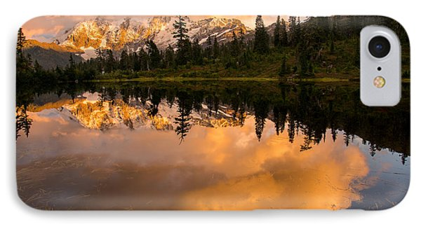 Picture Lake 1 IPhone Case
