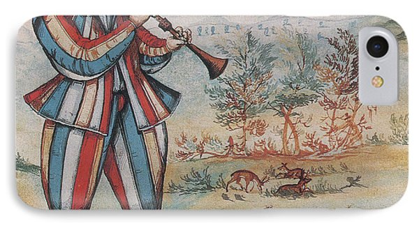 Pied Piper Of Hamelin, German Legend Phone Case by Photo Researchers