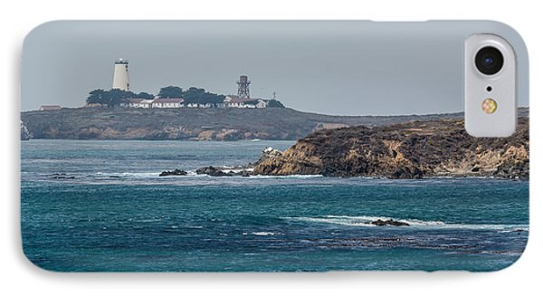 Piedras Blancas Lighthouse A2155 IPhone Case