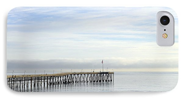 IPhone Case featuring the photograph Pier by Gandz Photography