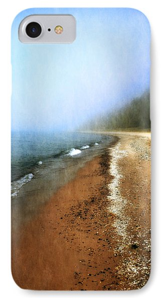 Pier Cove Beach IPhone Case by Michelle Calkins