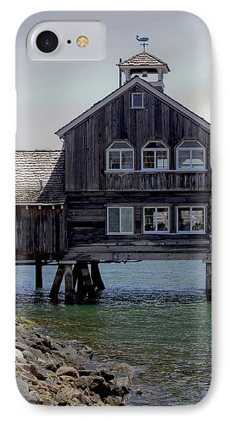 Pier House IPhone Case by Ivete Basso Photography
