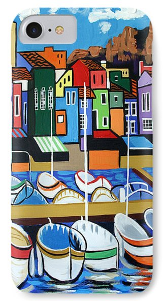 Pier One Phone Case by Anthony Falbo