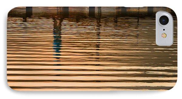 Pier Walk IPhone Case by Joan Herwig