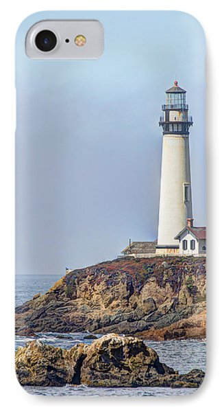Pigeon Point Phone Case by Heidi Smith