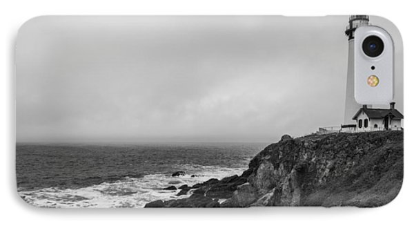 Pigeon Point Lighthouse Phone Case by Ralf Kaiser