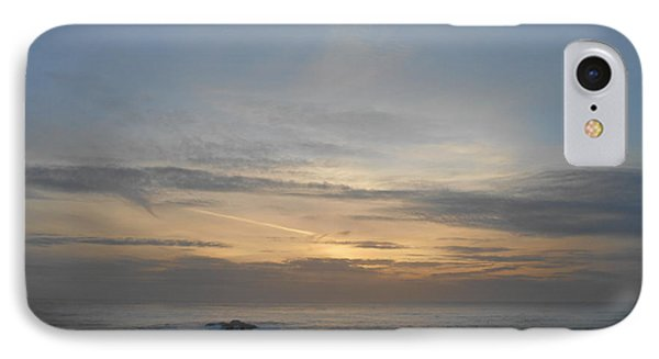 Pigeon Point Sunset IPhone Case