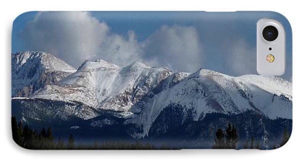 Pikes Peak - Panoramic IPhone Case