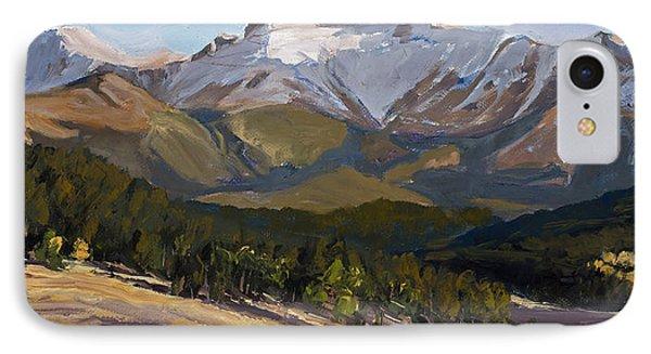 Pikes Peak Panoramic IPhone Case