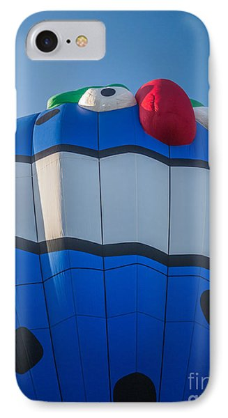 Piko The Hot Air Balloon IPhone Case by Edward Fielding