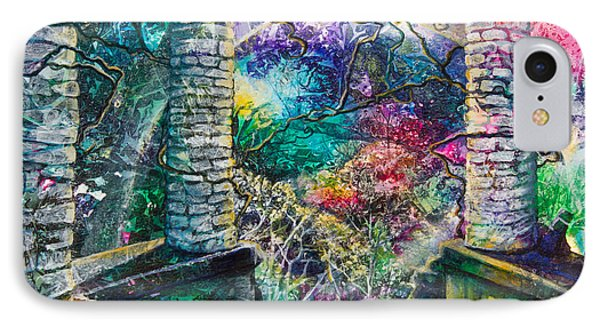 Pillars At The Edge Of The World IPhone Case by Patricia Allingham Carlson