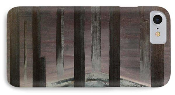 Pillars Phone Case by Wayne Cantrell